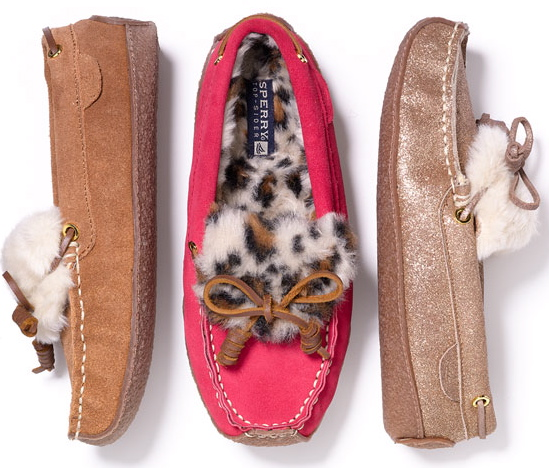 Sperry Slippers All Colors