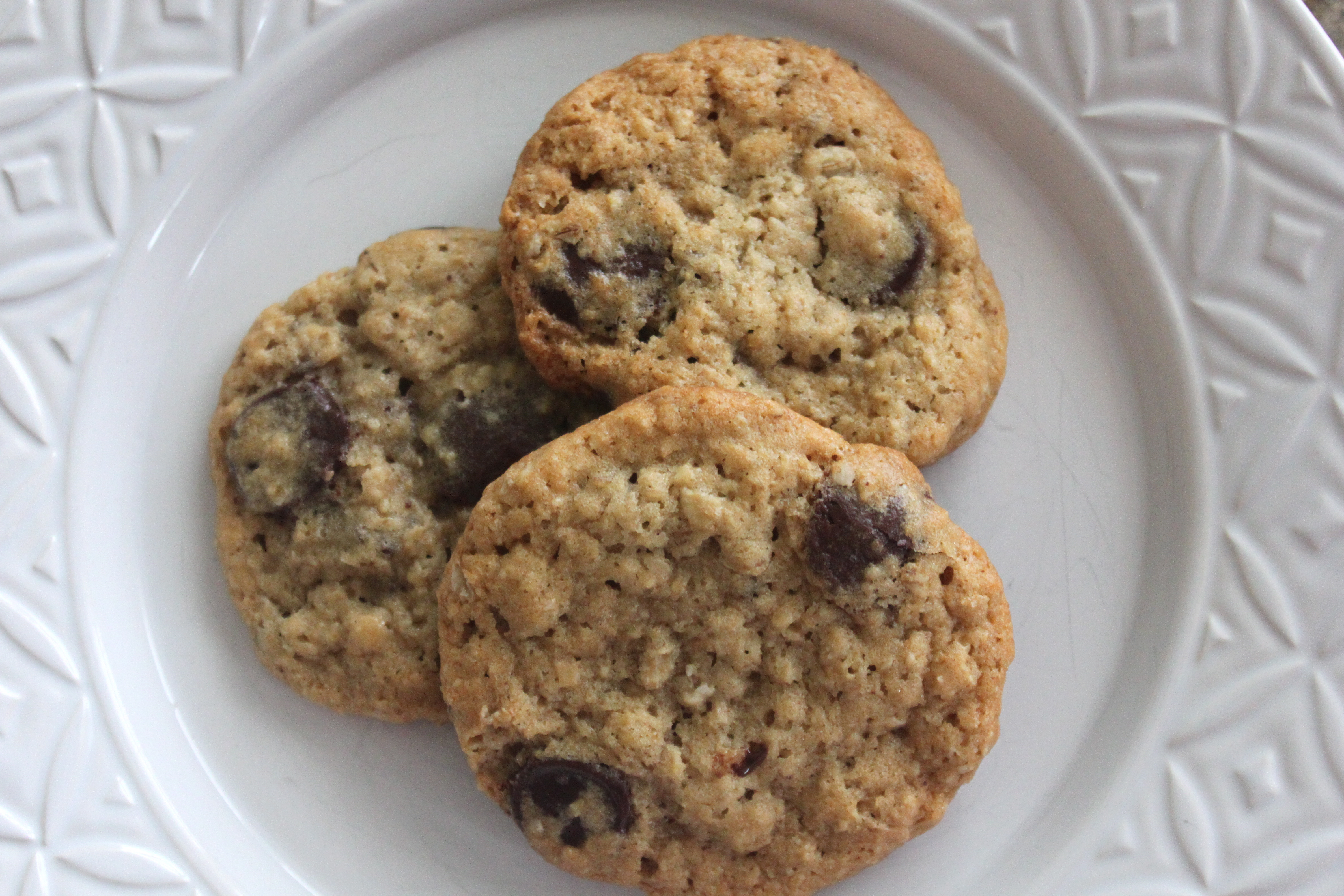 Potbelly Oatmeal Chocolate Chip Cookies – Mommy's Me Time
