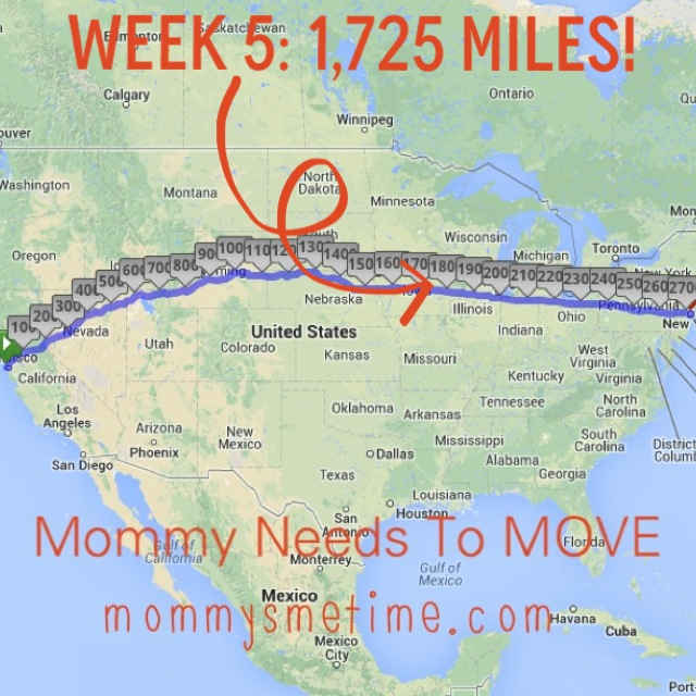 Mommy Needs to Move Week 5