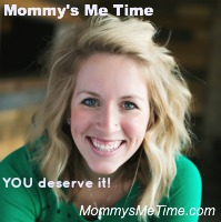 Mommy's Me Time Button Big