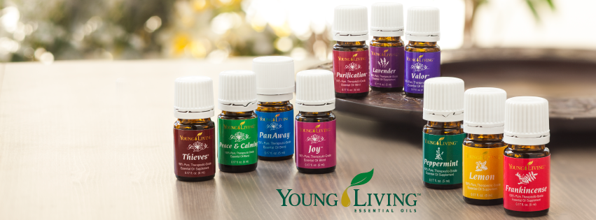 Young Living Essential Oils Review & Giveaway