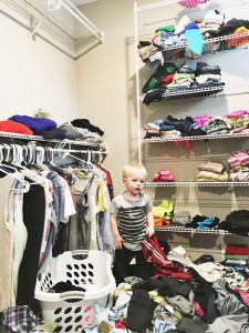 How A Family Closet Solved My Laundry Problems